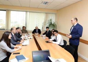 ƏƏSMN əməkdaşları üçün xarici dil kursları təşkil olunub