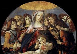 """Sandro Bottiçellinin tablosunun """"surətinin"""" rəssamın öz əsəri olduğu müəyyən edilib"""