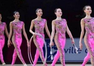 Qrup komandamız bədii gimnastika üzrə Qran Pri yarışlarının gümüş medalını qazanıb