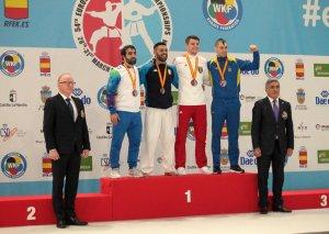 Karateçilərimiz İspaniyada qızıl, gümüş və 2 bürünc medal qazanıb