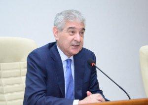 Əli Əhmədov: İnsanların həyatının yaxşılaşdırılması Azərbaycan dövlətinin, Prezidentin həyata keçirdiyi strategiyanın əsasını təşkil edir