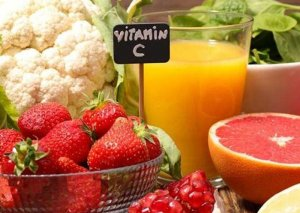 C vitamini çatışmazlığı -