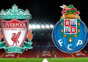 """""""Liverpul"""" ÇL-nın ilk 1/4 final qarşılaşmasında """"Porto""""nun qapısından 2 cavabsız qol keçirib"""