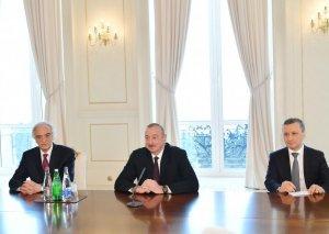 Prezident İlham Əliyev: Azərbaycan-Rusiya əlaqələri çoxplanlıdır, bütün sahələri əhatə edir və yaxşı dinamikaya malikdir