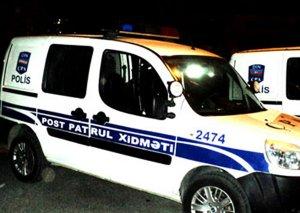 Borclu şəxs kimi axtarışda olan 13 nəfər saxlanılıb