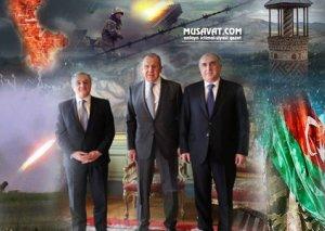 """Moskva görüşünün pərdəarxası: indi də """"Medvedyev planı""""..."""