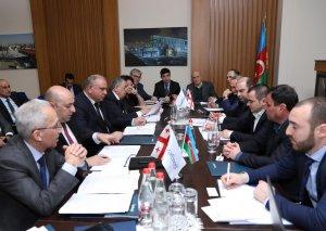 Azərbaycan-Gürcüstan enerji sisteminin perspektivləri ilə bağlı işçi qrupunun iclası keçirilib