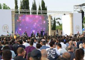 Heydər Əliyev Fondu Ağdamda konsert proqramı təşkil edib