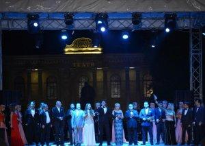 Heydər Əliyev Fondunun təşkilatçılığı ilə Naxçıvanda konsert proqramı olub
