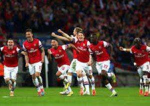 """""""Arsenal"""" Avropa Liqasının finalına yüksəldi"""