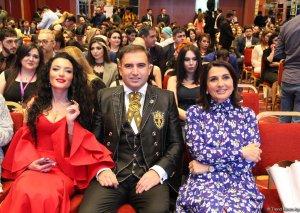 """""""Caspian Awards 2019"""" mükafatlandırma mərasimi keçirilib"""