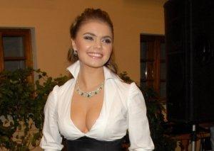 Alina Kabayevanın əkizləri doğuldu