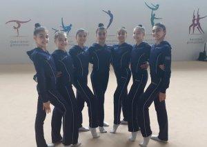Yaxından tanış olaq: Azərbaycan komandası bədii gimnastka üzrə Avropa çempionatına necə hazırlaşır