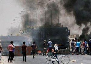 İraqda etiraz nümayişlərində dörd nəfər ölüb