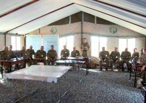 Azərbaycan Ordusunun genişmiqyaslı əməliyyat-taktiki təlimləri davam edir