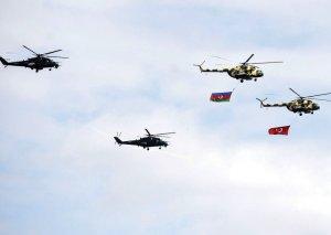 Türkiyədə Azərbaycanın da iştirak etdiyi hərbi təlimlər başladı