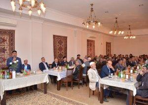 Heydər Əliyev Fondu müqəddəs Ramazan ayında rayonlarda iftar süfrələri təşkil edir