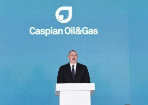Azərbaycan Prezidenti: Yaxın illərdə biz yeni yataqlardan enerji resursları hasil edəcəyik