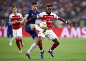 """Bakı Olimpiya Stadionunda """"Çelsi"""" və """"Arsenal"""" arasında keçirilən Avropa Liqasının finalı başa çatdı"""