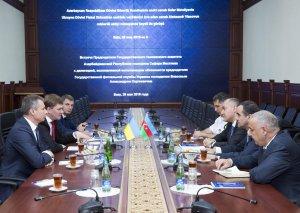 Ukrayna və Azərbaycan gömrük xidmətləri arasında razılıq əldə olunub