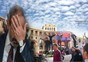 """Ermənistan yeni inqilaba """"hamilədir"""" – Paşinyanın başı dərddə"""