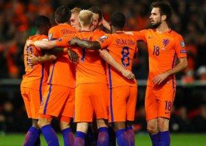 Hollandiya Millətlər Liqasının finalına yüksəlib