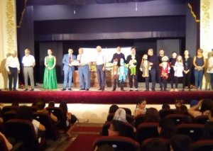 Lənkəranda Beynəlxalq Teatr Festivalı başa çatıb
