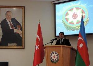 Ankarada Azərbaycan diplomatik xidmət orqanlarının 100 illiyi münasibətilə konfrans keçirilib