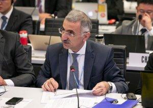 Azərbaycan Beynəlxalq Telekommunikasiya İttifaqı Şurasının sessiyasında fəal iştirak edir
