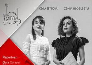 """Beynəlxalq Muğam Mərkəzi """"Musiqi qüvvəsi"""" adlı konserti təqdim edəcək"""