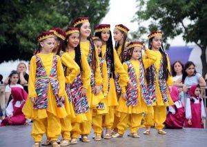 """Bulvarda """"Baku Soul of Art and Dance"""" festivalı keçirilib"""