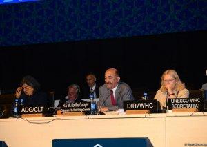 UNESKO-nun Ümumdünya İrs Komitəsinin 43-cü sessiyasında dialoqun gücləndirilməsinə həsr olunan hesabat müzakirə edilib