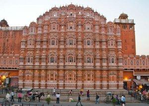Hindistanın Rajastan ştatındakı Jaipur şəhəri Dünya İrs Siyahısına salındı