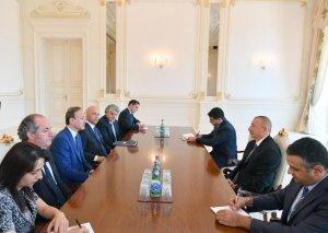 Prezident İlham Əliyev: Qarşılıqlı maraqlara əsaslanan Azərbaycan-İtaliya əlaqələri uğurlu əməkdaşlığın gözəl nümunələrindən biridir