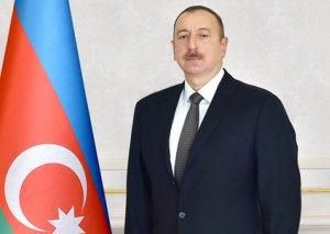 Prezident İlham Əliyev xalqı təbrik edib