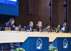 Dünya İrs Komitəsinin 43-cü sessiyasının son işçi iclası keçirilib