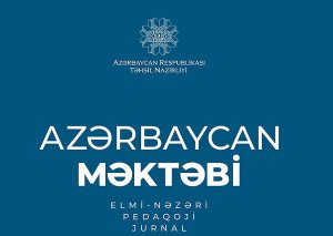 """""""Azərbaycan məktəbi"""" jurnalının 95 illiyi qeyd edilib"""