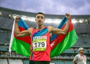 Atlet Nazim Babayev Avropa çempionatında gümüş medal qazanıb