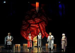 Milli Dram Teatrında mövsümün bağlanış mərasimi keçirilib
