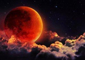 İkinci Ay tutulması başa çatıb