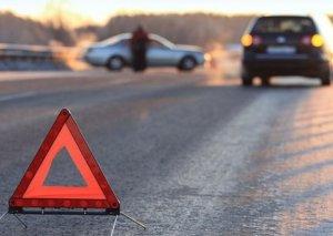 Ötən gün yol qəzalarında 2 nəfər ölüb, 2 nəfər yaralanıb