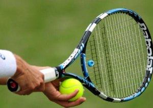 """""""EYOF Bakı 2019"""": Tennis yarışlarında 1/64 finalın üçüncü dövrəsinin görüşləri başa çatıb"""