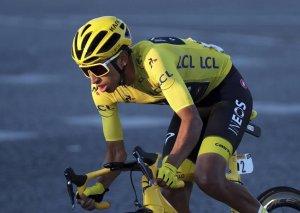 """Eqan Bernal """"Tour de France"""" yarışlarında qalibi olub"""