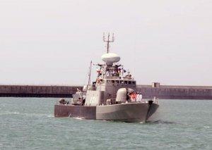 İranın hərbi gəmiləri Bakıya gəlib