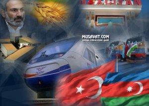Türkiyənin yeni Naxçıvan planı - İrəvan təlaşda