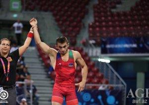 Murad Haqverdiyev dünya üçüncüsü oldu