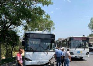 Bakıda avtobusun iştirakı ilə baş verən qəzanın TƏFƏRRÜATI