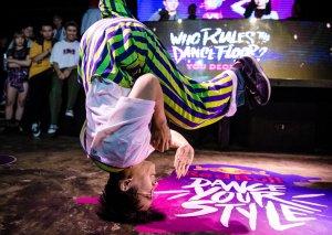 Red Bull Dance Your Style beynəlxalq rəqs yarışması ilk dəfə Azərbaycanda