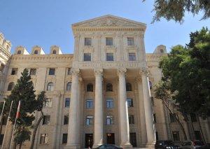 Azərbaycan Bolqarıstana etiraz notası verib