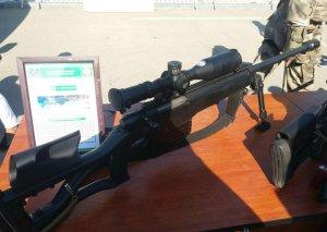 Ordumuzda olan Xorvatiya istehsalı MƏRMİATAN snayper silahı